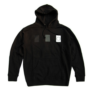 [QUICK STRIKE] BLACK SCALE LANDSCAPE PULLOVER (BLACK)