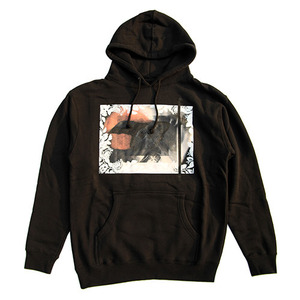 [QUICK STRIKE] BLACK SCALE HAVOC PULLOVER (BLACK SCALE)