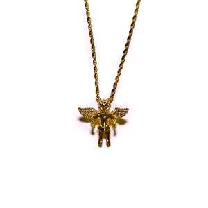 Design By TSS CNC CHERUB Necklace