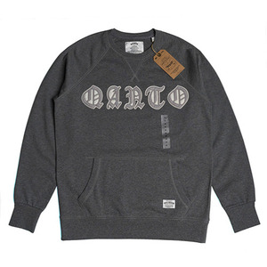 QANTO DE LOCOS QANTO PATCH_CREWNECK_DARKGREEY