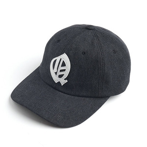 QANTO DE LOCOS Q PATCH_BALLCAP_BLACK