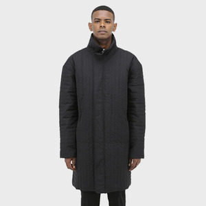 OBH QUILTED PARKA (BLACK)