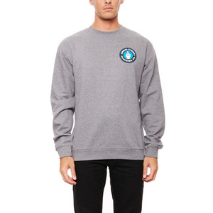 REBEL8 BEAT IT CREWNECK (HEATHER GREY)