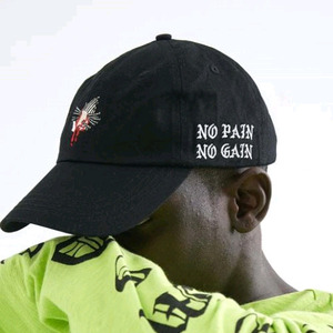 FLYING NINETY FNTY Jesus cries Snapback (BLACK)
