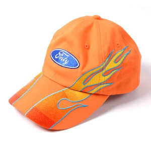 FLYING NINETY FNTY Real Blaze Snapback (ORANGE)