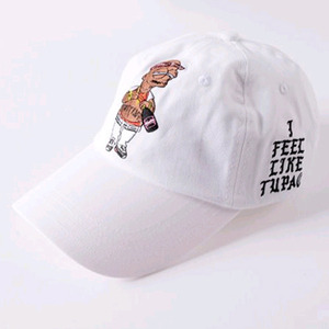 FLYING NINETY FNTY 2PAC Sanpback (WHITE)