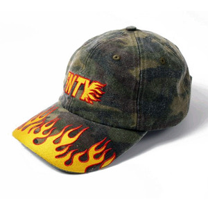 FLYING NINETY FNTY Fire on Snapback (CAMO)