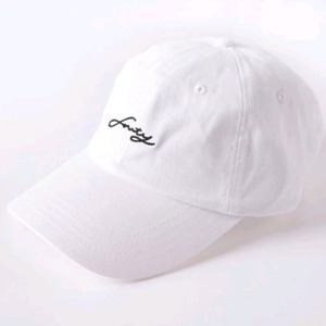 FLYING NINETY FNTY-Hollic Snapback - 3 color (WHITE)