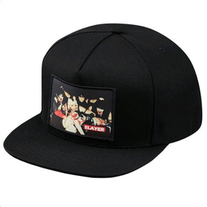 SUPREME x SLAYER Alter Snapback (BLACK)