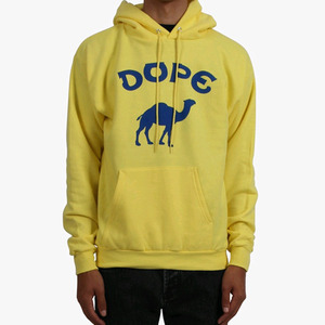 DOPE Turkish Hoodie (YELLOW)