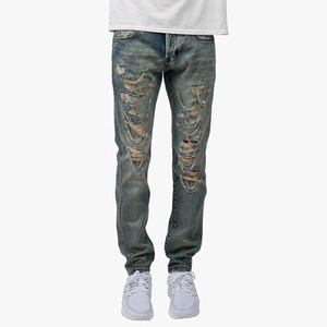 DOPE Hollywood Denim (BLUE)