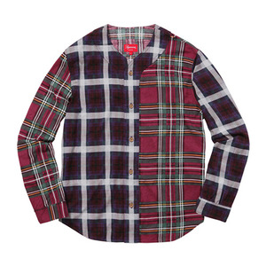 SUPREME MULTI PLAID FLANNEL (RED)