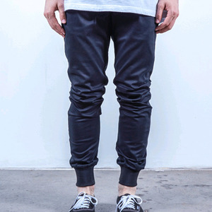 RUSTIC DIME JOGGER FIT STRETCH TWILL (BLACK)