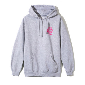 ANTI SOCIAL SOCIAL CLUB HOOD (GRAY)