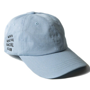 ANTI SOCIAL SOCIAL CLUB WEIRD CAP (BABY BLUE)