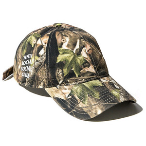 ANTI SOCIAL SOCIAL CLUB CAMO HAT (CAMO)