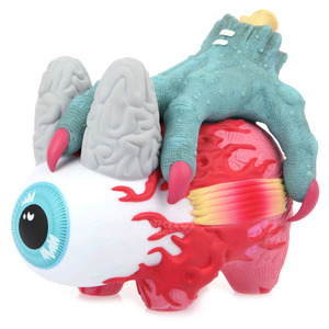 MISHKA x KINKI ROBOT keep watch grip 7 inch labbit