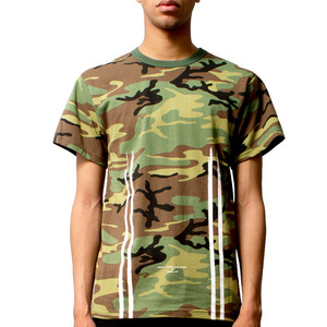 [35% SALE] FRESH I AM ROAD CAMO SLEEVE T-SHIRT (CAMO)