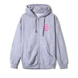 ANTISOCIALSOCIALCLUB 2 WAYS Zip Up Hoodie