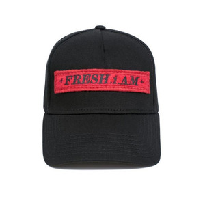 [35% SALE] FRESH I AM Red Box Logo Snapback