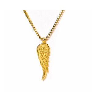 Design By TSS FEATHER WING (GOLD)