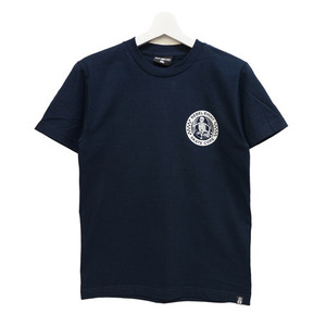 REBEL8 SKATE CORE TEE (NAVY)