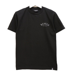 REBEL8 SLOW DEATH TEE (BLACK)