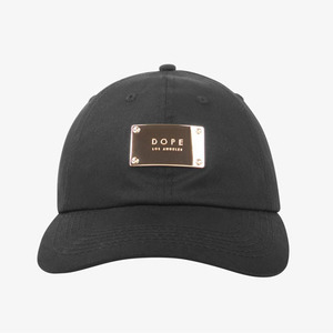 DOPE Louis Cap BLACK