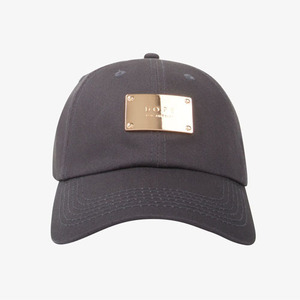 DOPE Louis Cap Charcoal grey
