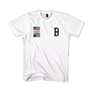 BLACKSCALE Rebellious T-Shirt, White