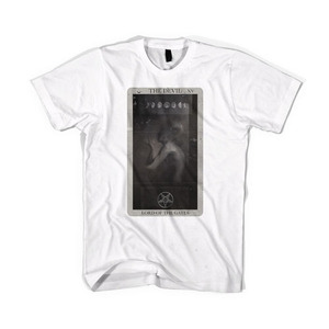 BLACKSCALE Lord Of The Gates T-Shirt, White