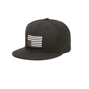 BLACKSCALE REBEL FLAG PATCH FITTED NEW ERA