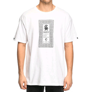 Crooks and Castles Classified WHITE