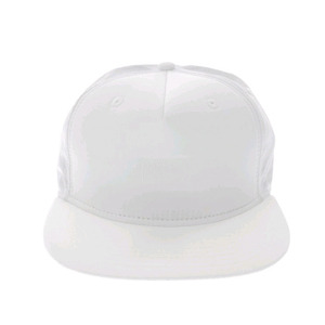 Crooks and Castles LOGO SNAPBACK WHITE