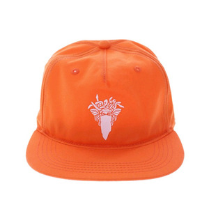 Crooks and Castles BANDUSA SNAPBACK ORANGE