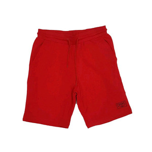 Crooks and Castles POINTBLANK SWEATSHORTS RED