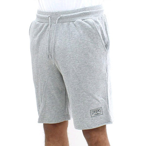 Crooks and Castles POINTBLANK SWEATSHORTS HEATHER GREY