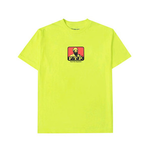 FTP BEN LADEN TEE(SAFETY GREEN)
