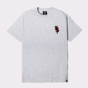 REBEL8 UNGRATEFUL TEE GREY
