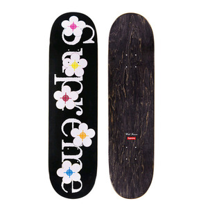 SUPREME Flowers Skateboard