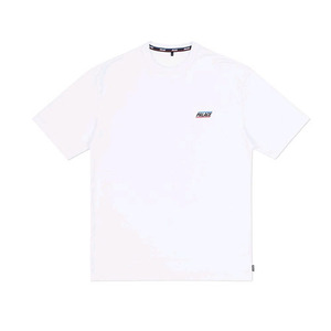 PALACE  BASICALLY A T-SHIRT WHITE