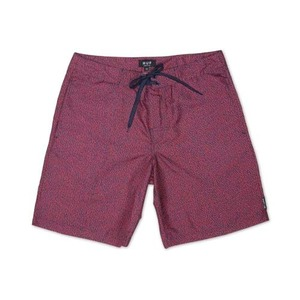 HUF Memphis Boardshorts - RED