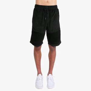 DOPE Velour Endo Sweatshorts BLACK