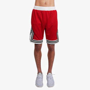 DOPE Swish Basketball Shorts RED
