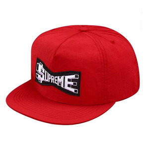 SUPREME Skew Nylon 5-panel