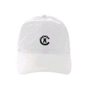 CROOKS AND CASTLES Sport Cap - Hybrid C WHITE