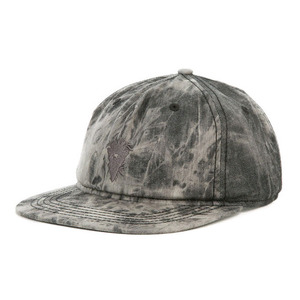 CROOKS AND CASTLES Snapback Cap - Mirage BLACK