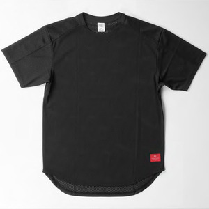 CROOKS AND CASTLES S/S T-Shirt - Course Medusa BLACK