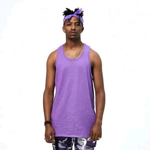 FNTY Basic Color Tank PURPLE