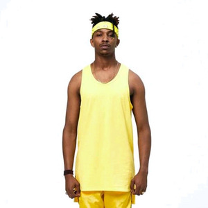 FNTY Basic Color Tank YELLOW